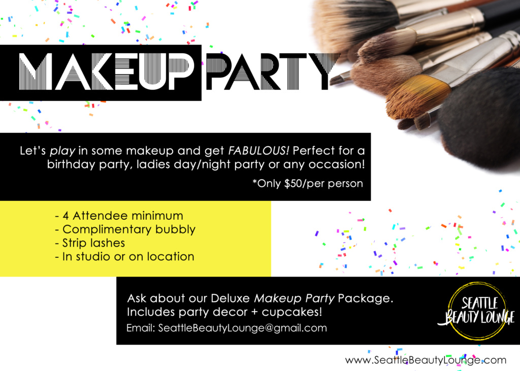 Ready to book a party/have a question? Ask away!